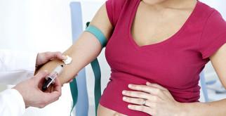 Д-димер у беременных